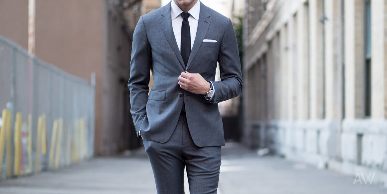 f96d9790565 How Should A Suit Fit  - Men s Clothing Fit Guide