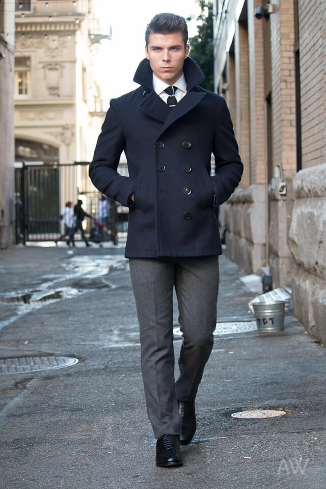 Overcoats & Peacoats Ashley Weston