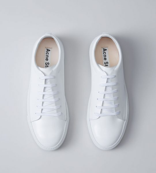 White Sneakers 2 Ashley Weston