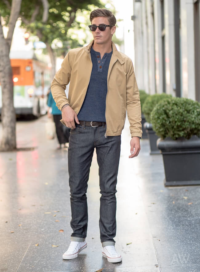 Casual-Belt-Ashley-Weston-Mens-Wardrobe-Essentials