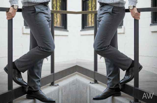 How Should Dress Pants and Wool Trousers Fit?