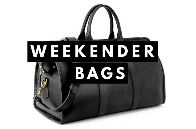 Weekender Bag or Duffle Bag - Best Leather & Canvas Options