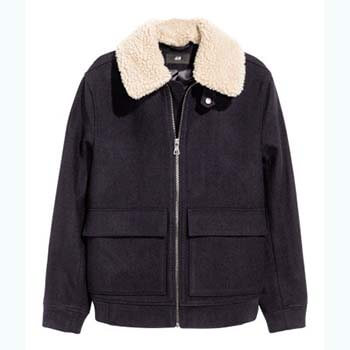 Men's Fall and Winter Casual Jackets