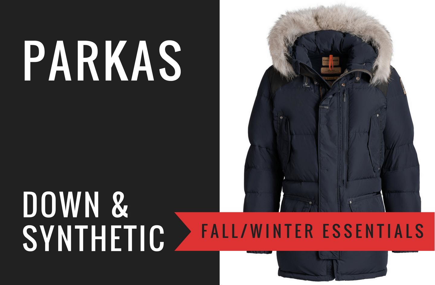 Fall Winter Coats – Parkas