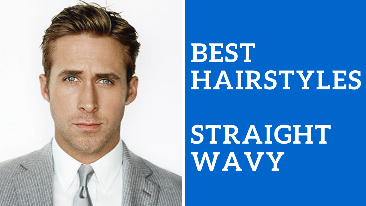 mens hairstyles for fine straight hair Archives - Ashley Weston