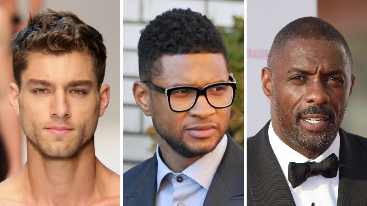 The Best Men S Hairstyles For Your Hair Type