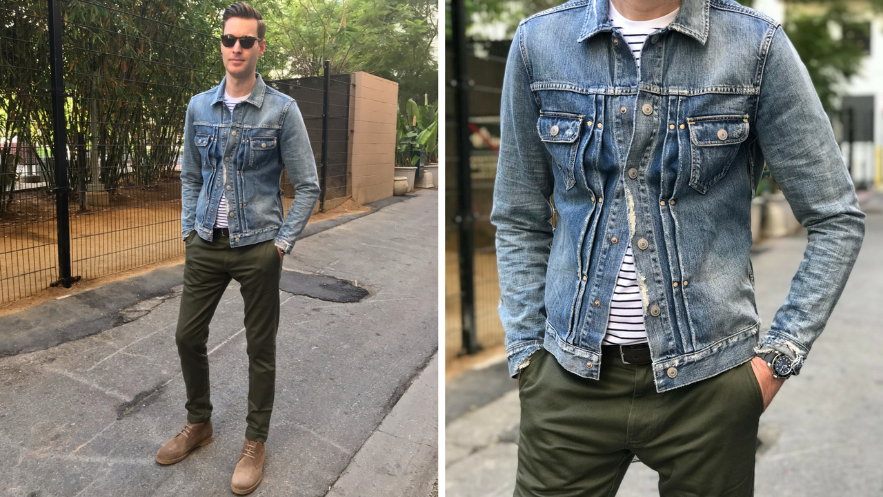 The Best Men S Denim Jean Jackets How To Wear Them