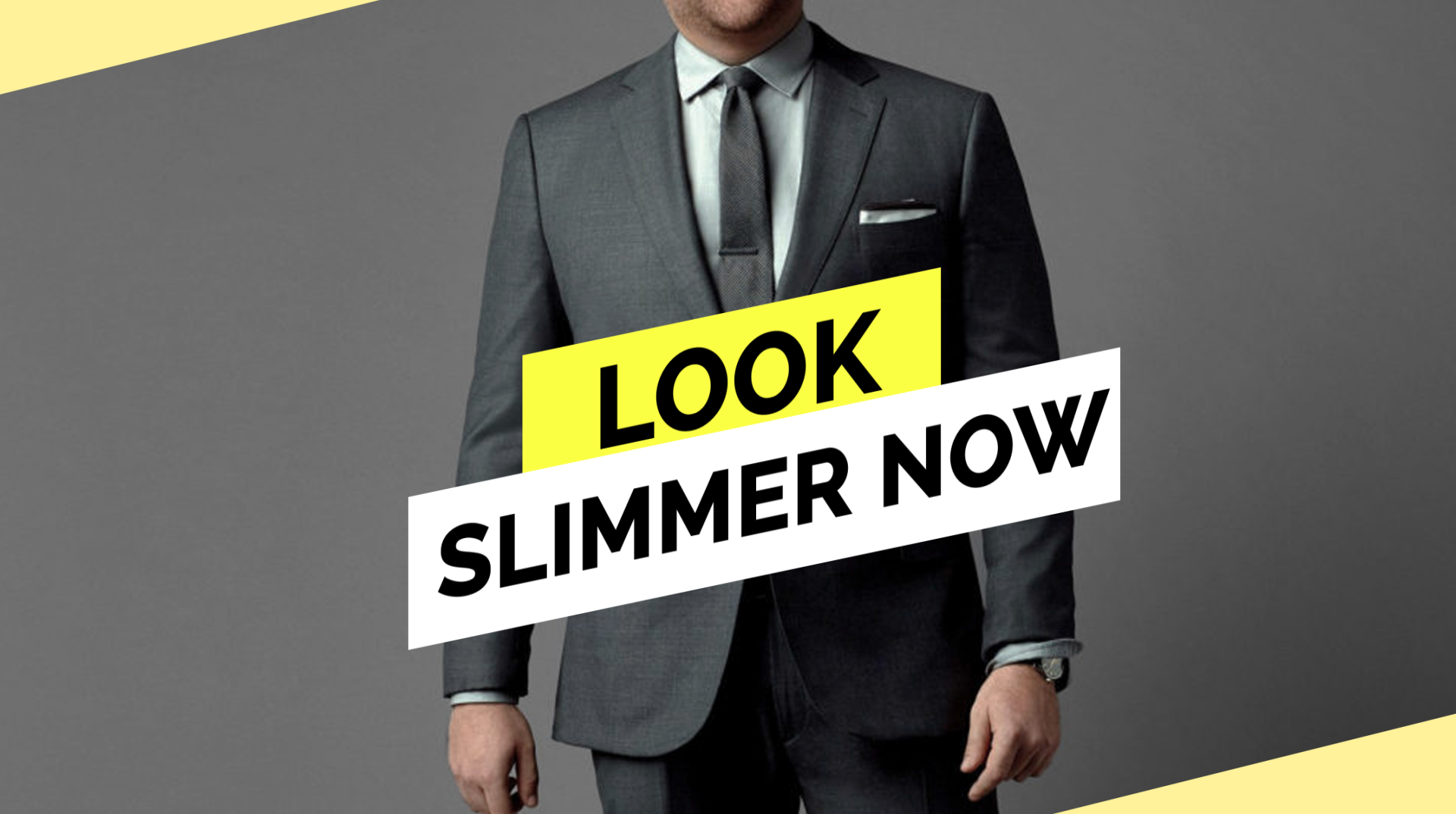 5d9068498be9 Style Tips To Make You Look Slimmer