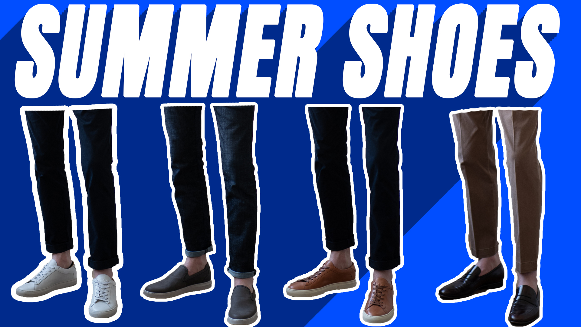 Essential Summer Shoes For 2020